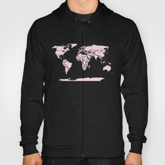Color My World ~ Pink Hoody
