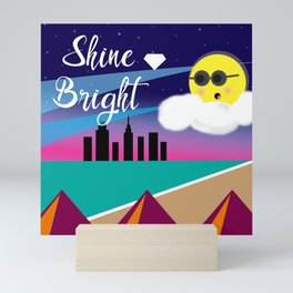 Shine Mini Art Print