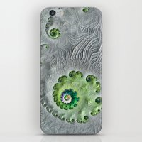 oasis iPhone & iPod Skins featuring Oasis by Steve Purnell