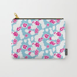 Quince flower pattern 2a Carry-All Pouch