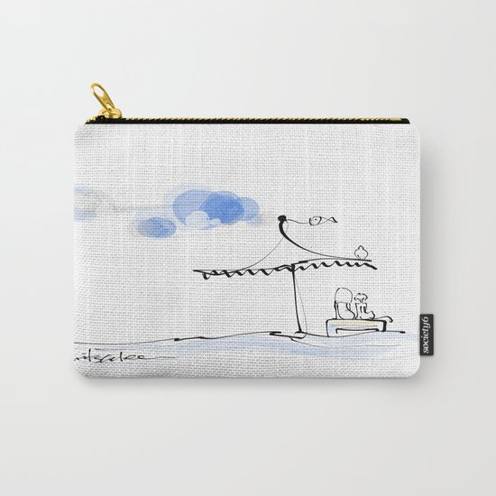 haritsadee 19 Carry-All Pouch
