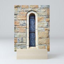 Church Window Mini Art Print