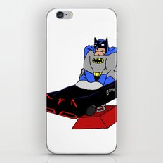 Batman iPhone & iPod Skin