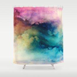 Rainbow Dreams Shower Curtain