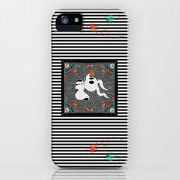 Nightmare Before Noel iPhone Case
