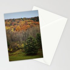 October Mountain Forest Stationery Cards