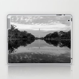 Reflecting Pool- Washington DC Laptop & iPad Skin