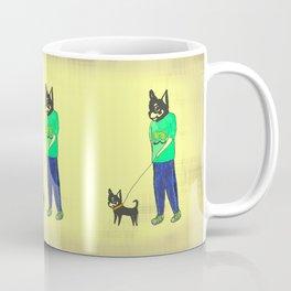 Tan! Tan! Coffee Mug