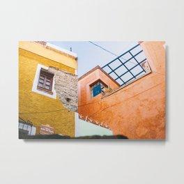 Guanajuato Metal Print
