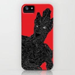 iAmGroot, GuardiansOfTheGalaxy iPhone Case