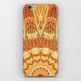 Golden Sun iPhone Skin