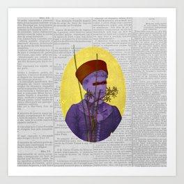 Resolução (Resolution) Art Print