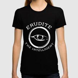 Divergent - Erudite The Intelligent T-shirt