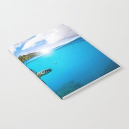 Tropical Paradise Notebook