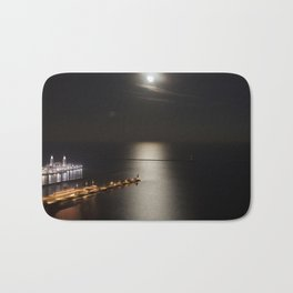 Navy Pier Moonlight Bath Mat
