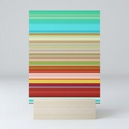 Stripes II Mini Art Print