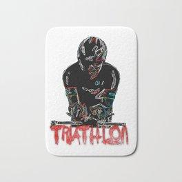 Triathlon Bath Mat