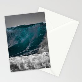 Wave Series Photograph No. 3 Stationery Cards
