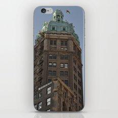 heritage vancouver iPhone & iPod Skin
