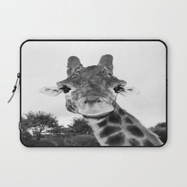 Giraffe. B+W. Laptop Sleeve