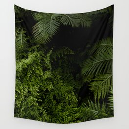 Tropical jungle. Wall Tapestry