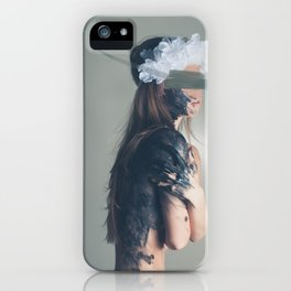 Intoxicated with Madness iPhone Case
