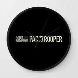 Black Flag: Paratrooper Wall Clock