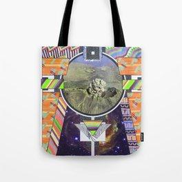 Temple Of Doom (2011) Tote Bag