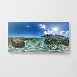 Skywater Metal Print