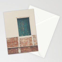 A little pop of color in Venice Stationery Cards