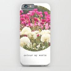 Colour My World iPhone 6 Slim Case