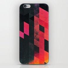 ylmyst tyme iPhone & iPod Skin