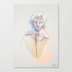 Oneline Hell blazer: J. Constantine Canvas Print