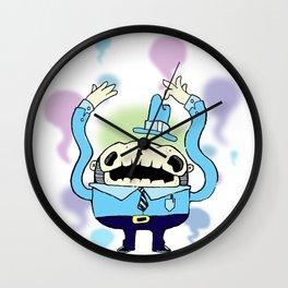Spooky Man Wall Clock