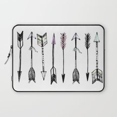 Arrows & more arrows Laptop Sleeve