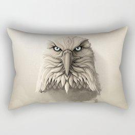 The Eagle Rectangular Pillow