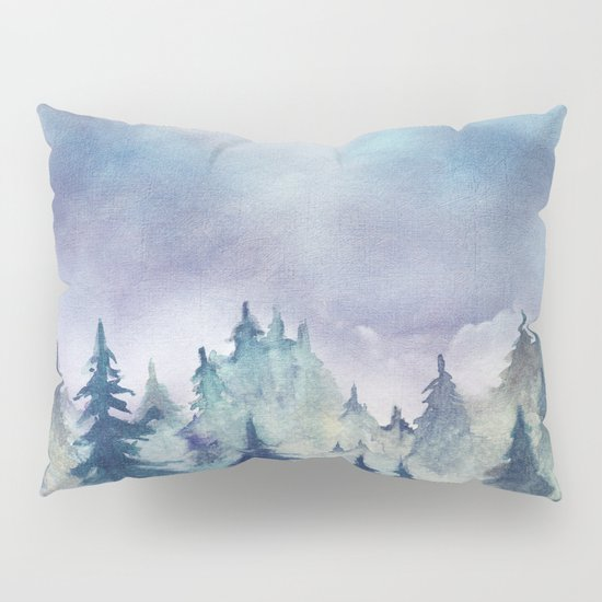 Into The Forest Pillow Sham