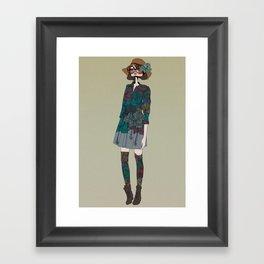 Kinabalu Framed Art Print