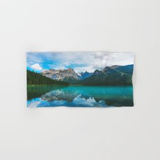 The Mountains and Blue Water Hand & Bath Towel