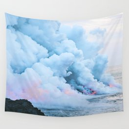 Smoke On The Water Wall Tapestry