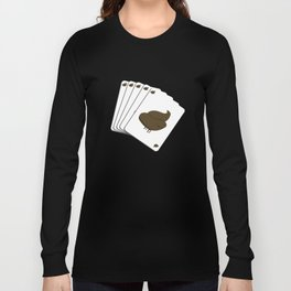 Crappy Hand Long Sleeve T-shirt