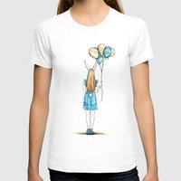 alice T-shirts featuring alice by Beth Jorgensen