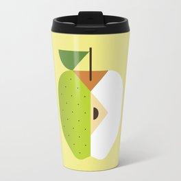 Fruit: Apple Golden Delicious Travel Mug