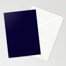 Home Tartan Stationery Cards