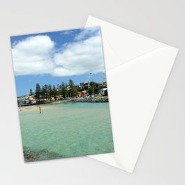 Coastal Bliss Stationery Cards