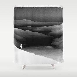 Solar Noise Isolation Series Shower Curtain