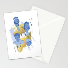The Royal Tenenbaums Stationery Cards