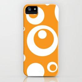 Circles Dots Bubbles :: Marmalade iPhone Case