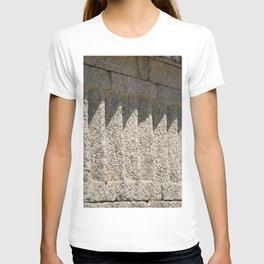 Stone shadows T-shirt