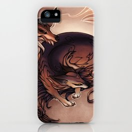 Which one are you ? iPhone Case